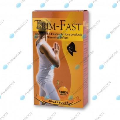 Trim-Fast капсулы для похудения