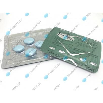 Віагра 100 мг + Дапоксетин 60 мг (Super P-Force 60)