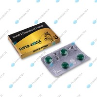Аванафил 100 мг + Дапоксетин 60 мг