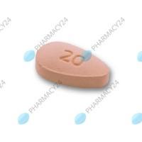 Сиалис 20 мг (Vidalista 20)