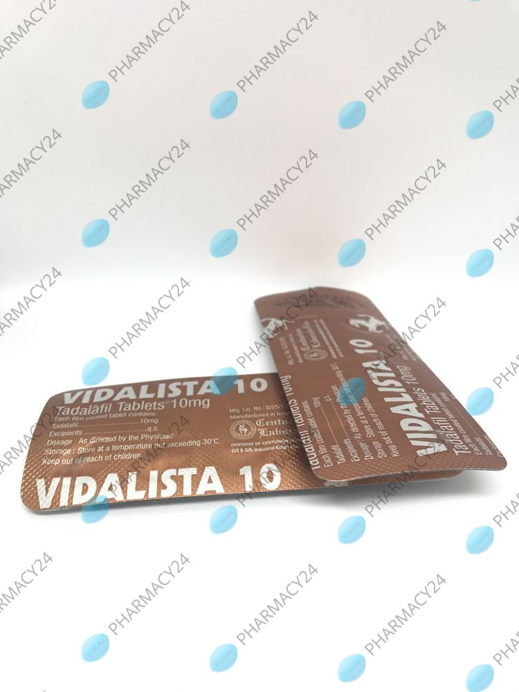 Купить Сиалис 10 мг